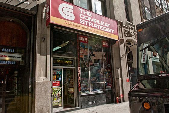 The Compleat Strategist Nueva York MPVNY