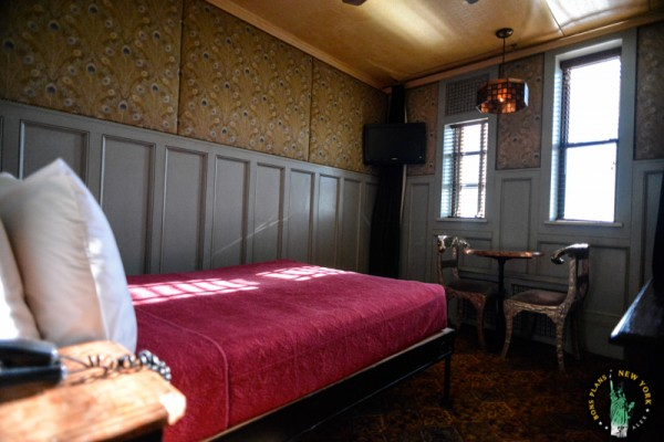 The Jane Hotel cama doble MPVNY Nueva York 3