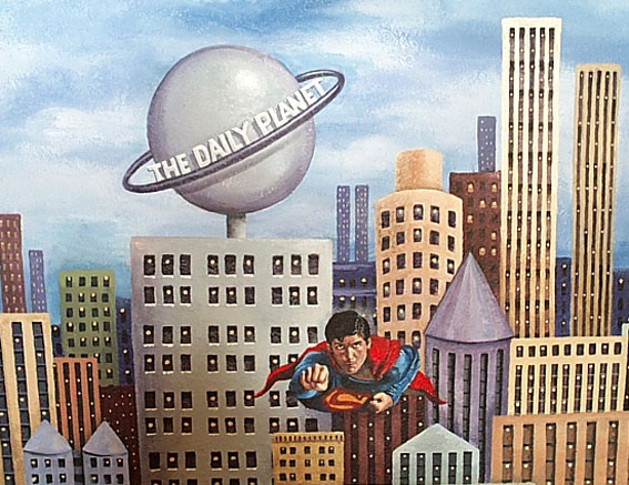 The daily planet MPVNY