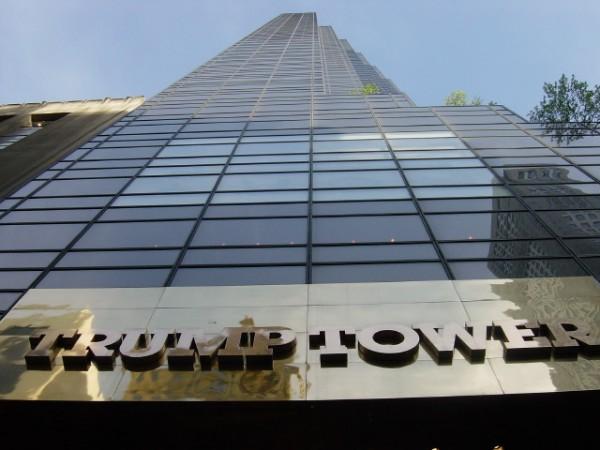 Trump Tower Wayne Enterprises MPVNY