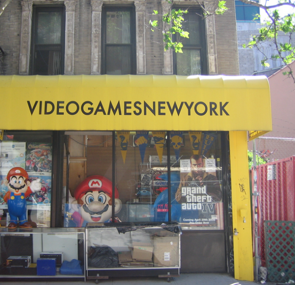 Video Games new York MPVNY