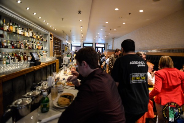 adrienne's pizzabar Nueva York MPVNY barra