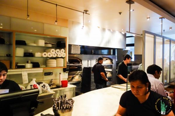 adrienne's pizzabar Nueva York MPVNY hornos