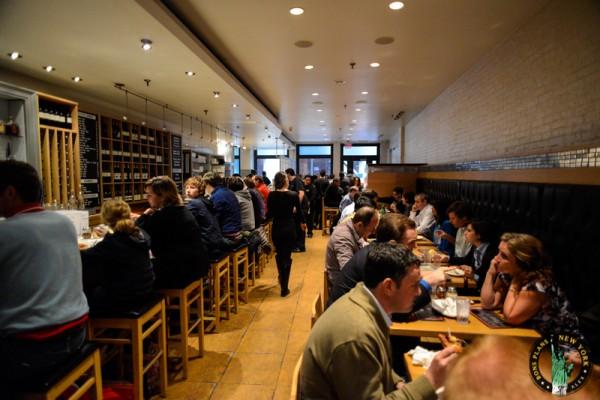 adrienne's pizzabar Nueva York MPVNY interior