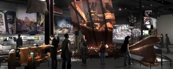museum-memorial-9-11 interior