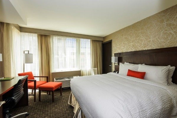 Courtyard by Marriott Manhattan Times Square South NY MPVNY