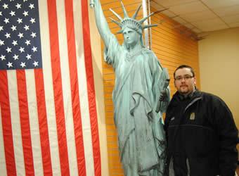 Geoffrey en Nueva York MPVNY