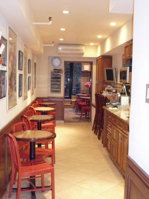 Hotel Chelsea Pines Inn Nuew York MPVNY desayuno