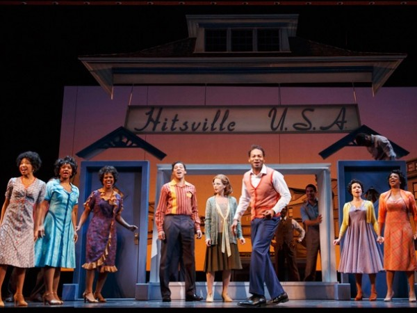 Motown the musical MPVNY Hitsville