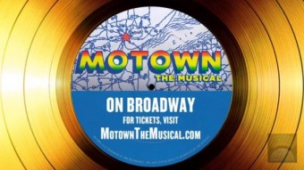 Motown the musical NYC