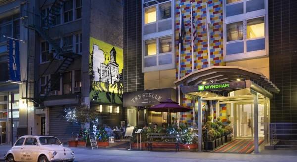 Wyndham Garden Hotel Chelsea NY MPVNY