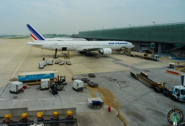 nueva york en grupo avión aeropuerto