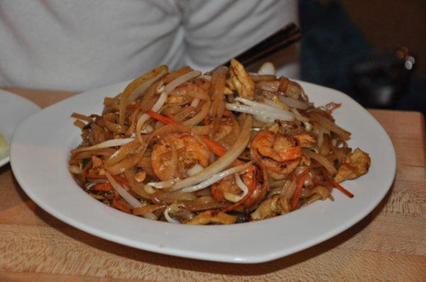 Jebon Nueva York comida asiática noodles