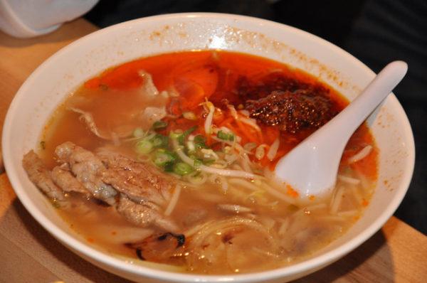 Jebon Nueva York comida asiática sopas 2