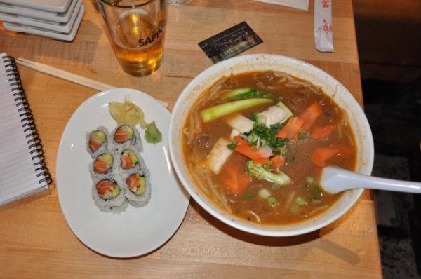 Jebon Nueva York comida asiática sopas