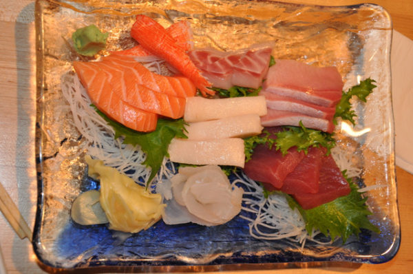 Jebon Nueva York comida asiática sushis 2