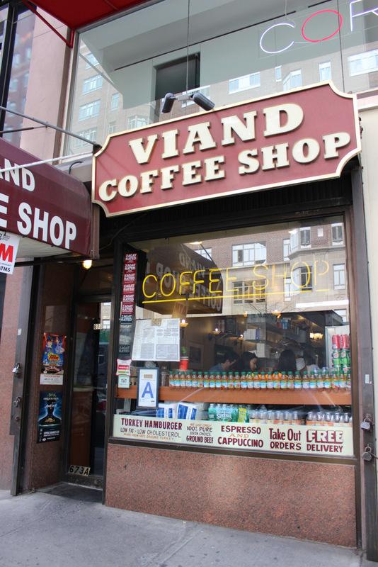 Viand Coffee Shop NY MPVNY exterior