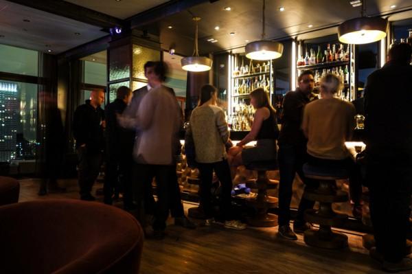 Skylark New York bar pista MPVNY