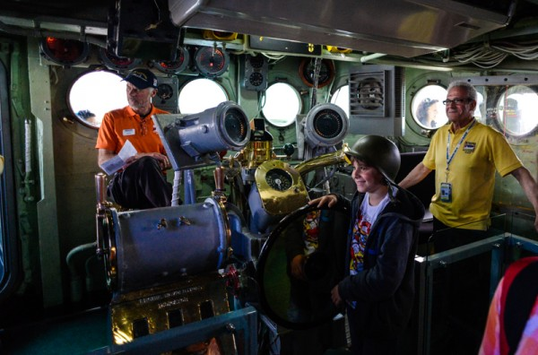 The Intrepid Sea, Air & Space Museum 10 locales