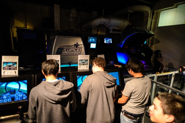 The Intrepid Sea, Air & Space Museum 19 juegos