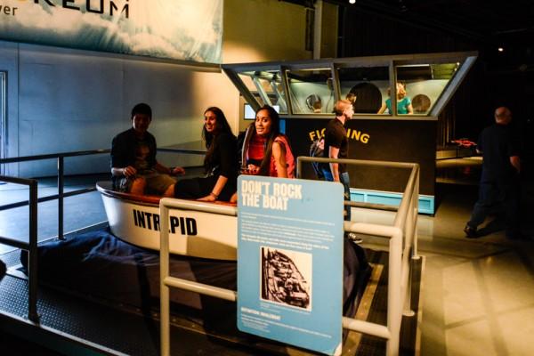 The Intrepid Sea, Air & Space Museum 20 juegos