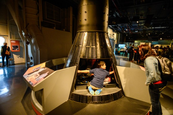 The Intrepid Sea, Air & Space Museum 23 juegos