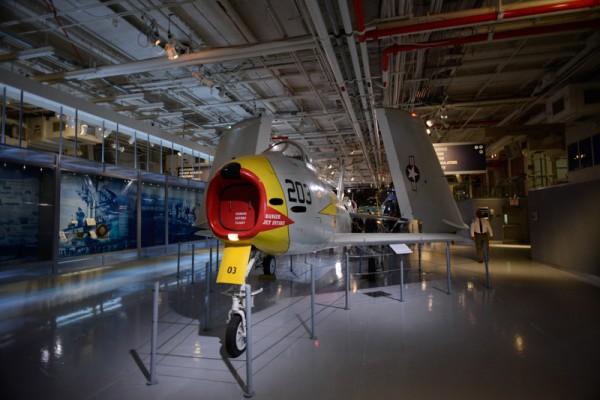 The Intrepid Sea, Air & Space Museum 40