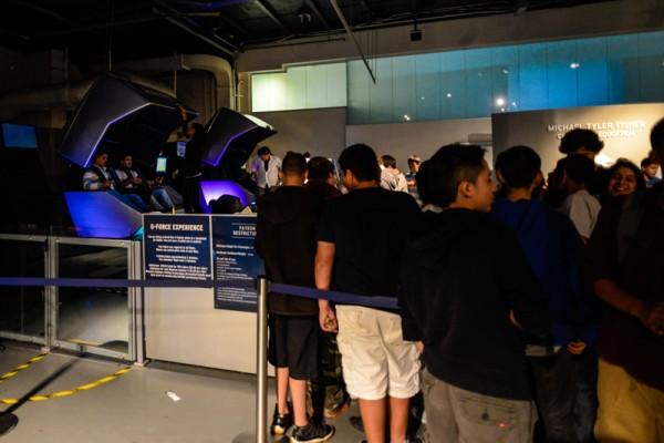 The Intrepid Sea, Air & Space Museum 42