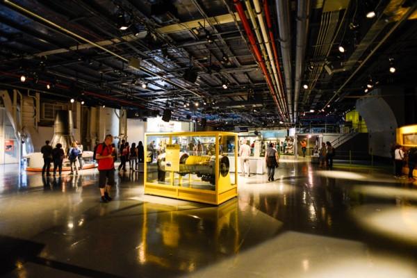 The Intrepid Sea, Air & Space Museum 44