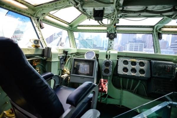 The Intrepid Sea, Air & Space Museum 9 locales