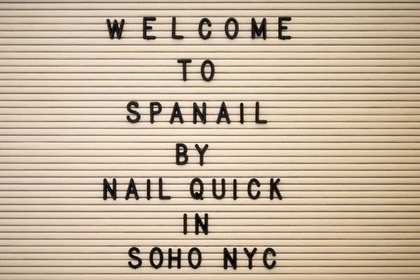 spanail soho welcome MPVNY