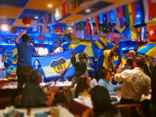 Boca Juniors Restaurant