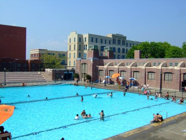Crotona Pool NY