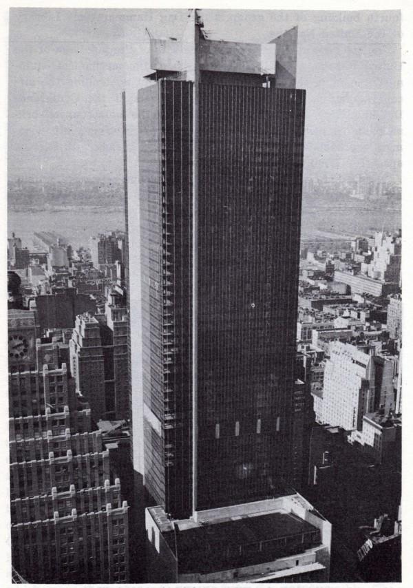 One Astor Plaza