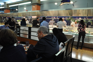 IchiUmi New York MPVNY buffet 1