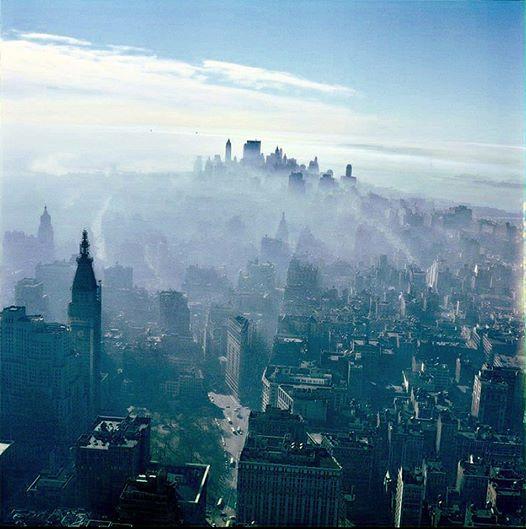 LOWER MANHATTAN, 1962