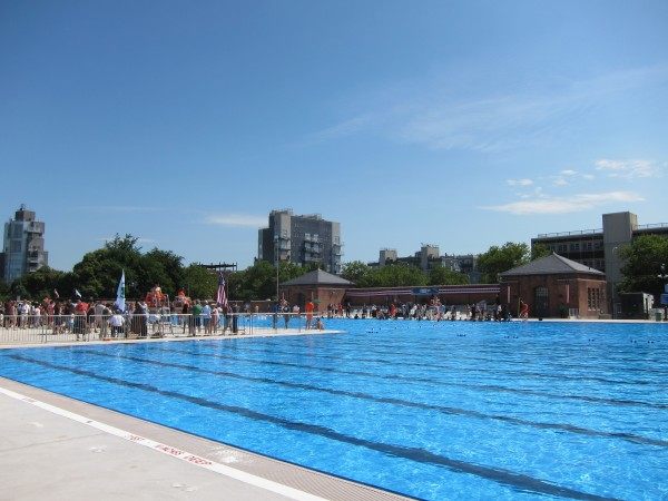McCarren Park Pool NY