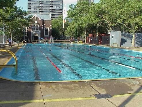 Tompkins Square Mini Pool NY