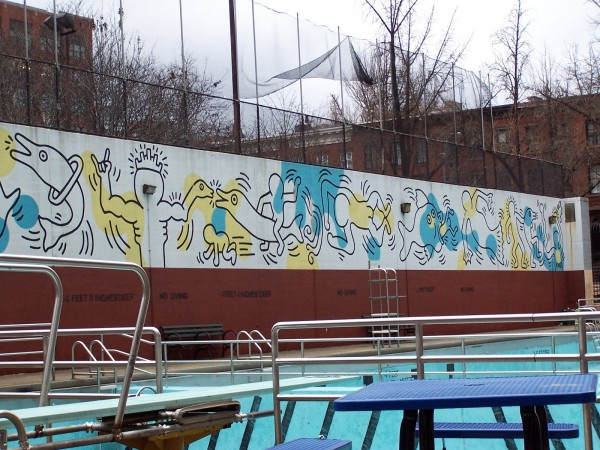 Tony Dapolito Recreation Center – Carmine Street Pool NY