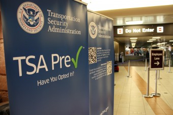 medida de seguridad TSA