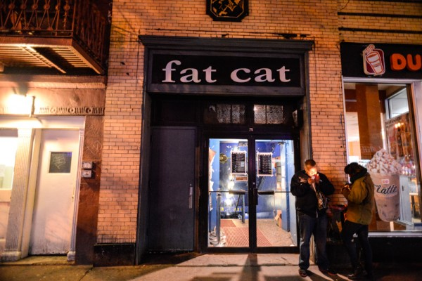 Fat Cat Greenwich Village NY 2