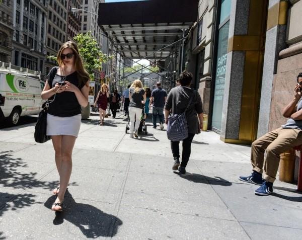 Teléfono móvil en NY 6