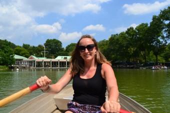 The Loeb Boathouse Central Park 1