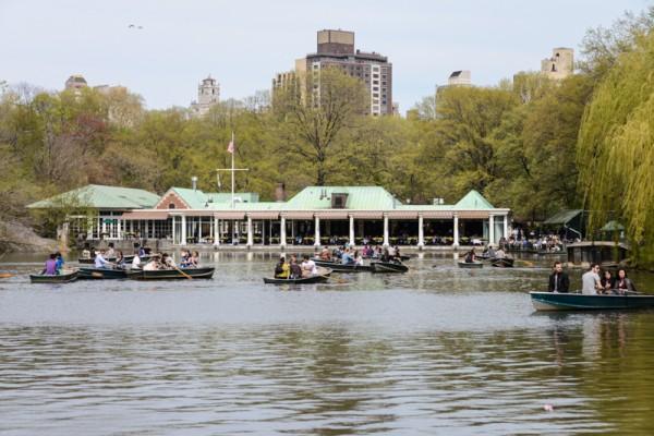The Loeb Boathouse Central Park 12