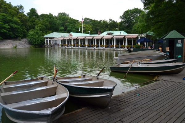 The Loeb Boathouse Central Park 7