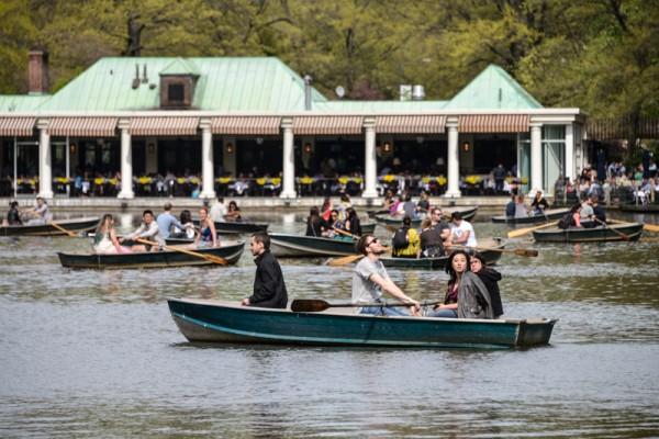 The Loeb Boathouse Central Park 8