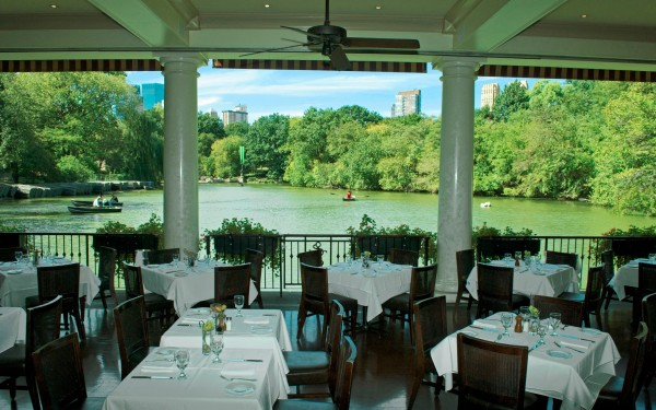 The Loeb Boathouse Central Park 9