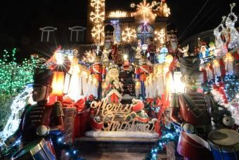 Decors De Noel Grands Magasins