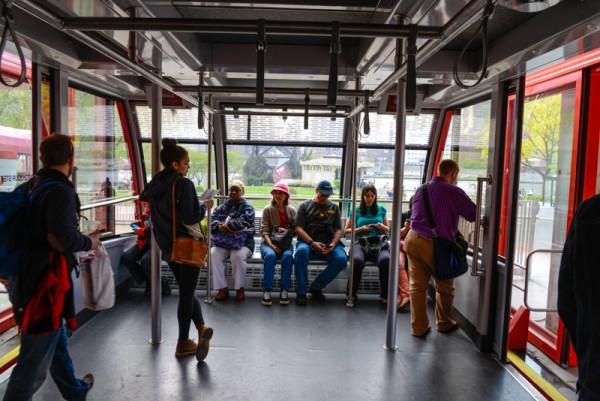 Roosevelt Island Tram BPVNY MPVNY NYCTT 7