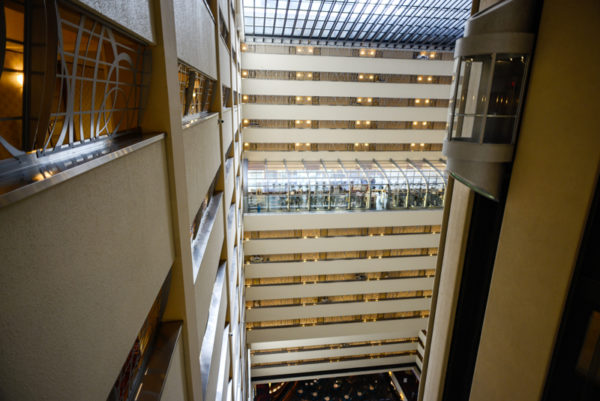 Marriott Marquis Hotel Times Square BPVNY MPVNY NYCTT 20